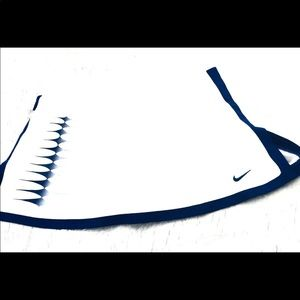 Nike Dri Fit tennis Skort Size Medium Blue & White